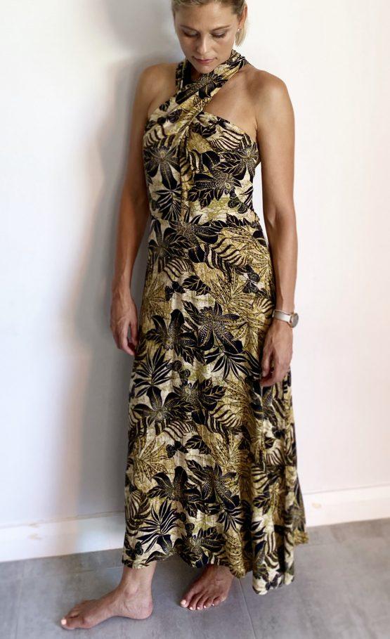 Maja Midi Twist Dress