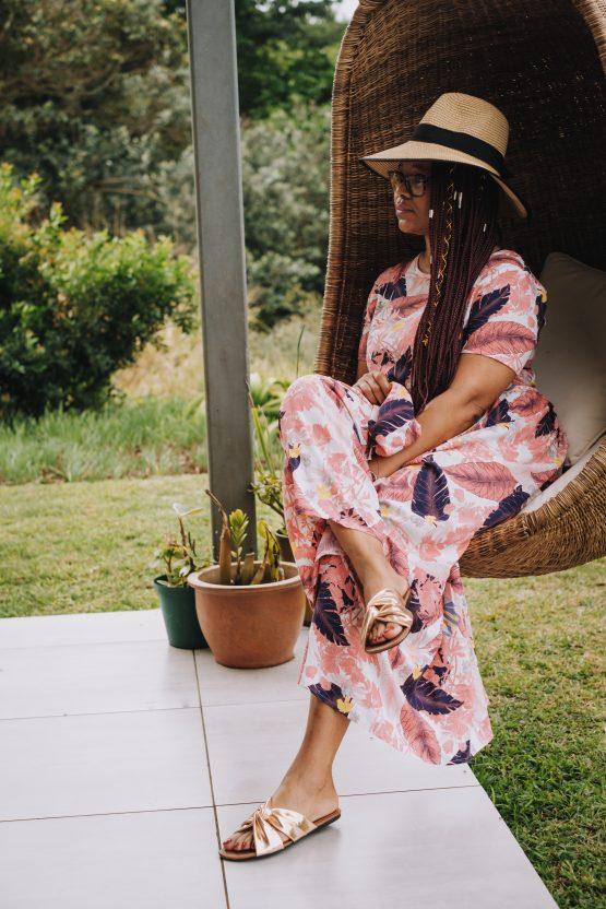 Camilla Tiered Tunic Dress