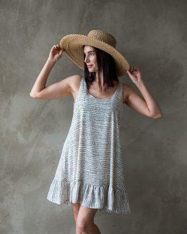 Cali Frill Dress