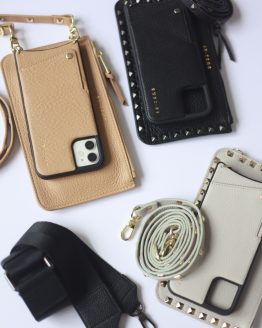 Leather Cell Phone Case & Pouch